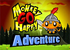 Monkey Go Happy Adventure game